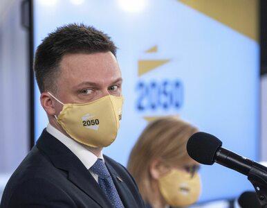 Szymon Hołownia: Kaczyński ma w tej chwili rząd mniejszościowy