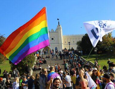 Marsz Równości w Lublinie pójdzie inną trasą? Prezydent daje...