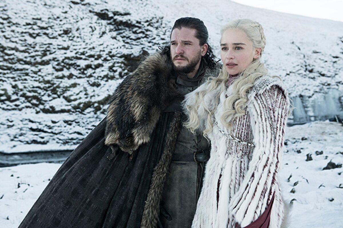 Daenerys Targaryen w 8. sezonie serialu