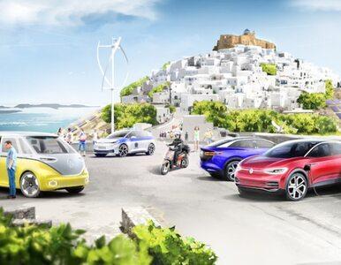 Grecja i motoryzacyjny koncern tworzą rajską wyspę. Będzie na niej...