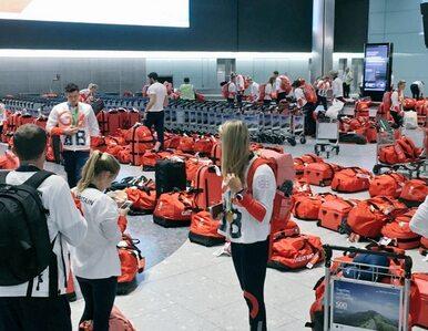 Niecodzienna sytuacja na lotnisku. Wszyscy olimpijczycy dostali...