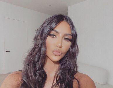 Kim Kardashian pokazała nowe zdjęcia. Wywołała falę komentarzy i...