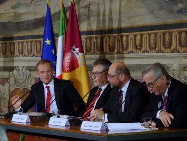 Donald Tusk: Trzeba zatrzymać marsz radykałów od Polski do Hiszpanii