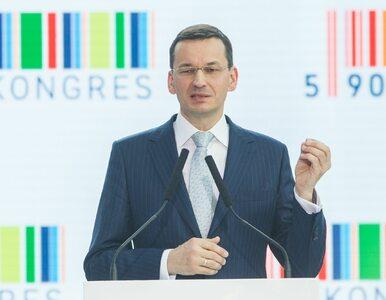 """Morawiecki bez wątpliwości co do budżetu. """"Nie ma co się spierać o fakty"""""""