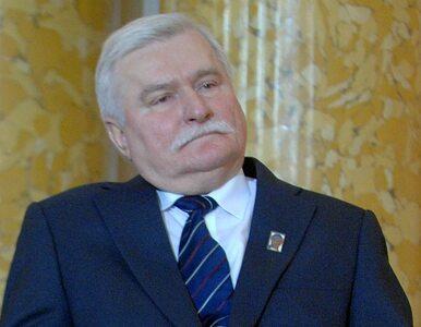 """Wałęsa idzie do IPN, ale dokumentów nie obejrzy. """"To śmieci"""""""