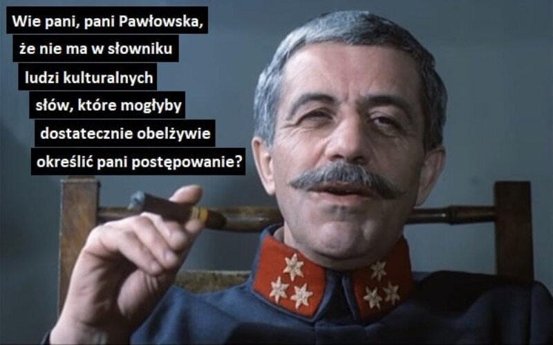 Memy po przejściu posłanki Lewicy do Porozumienia