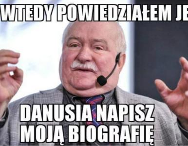 Lech Wałęsa kończy 75 lat. Zobacz najlepsze MEMY z byłym prezydentem w...