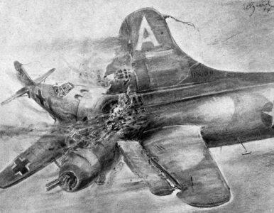 Niemieckie kamikaze, czyli Rammjäger