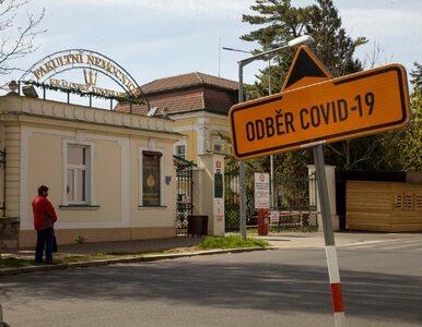 Czechy walczą z koronawirusem. W szpitalach brakuje specjalistycznych łóżek
