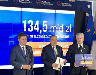 PO zarzuca kłamstwo premierowi Morawieckiemu. Chodzi o inwestycje drogowe