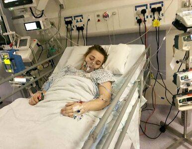 Nastolatka przez cztery dni była w śpiączce. W tym czasie......