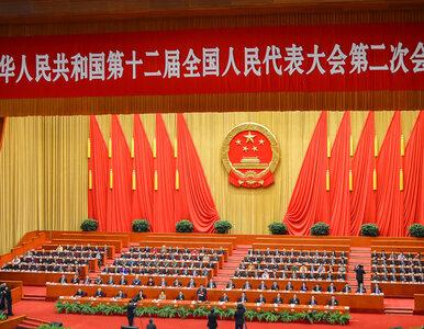 Chiny chcą zapomnieć o pandemii. Premier przedstawił prognozy gospodarcze