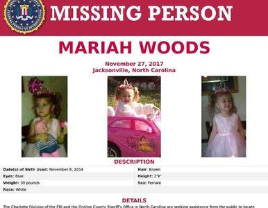 Tajemnicze zaginięcie 3-latki, dziecko zniknęło ze swojego łóżka. Wielka...