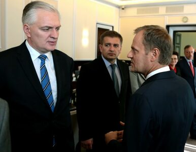 Oleksy: w normalnej demokracji Tusk odwołałby Gowina
