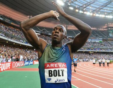 Bolt: jestem czysty. Urodziłem się, by inspirować ludzi