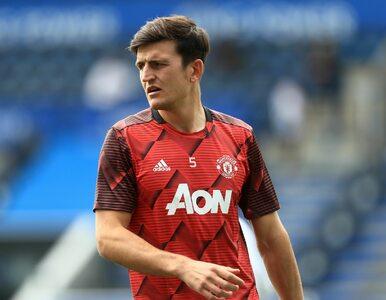 Kapitan Manchesteru United trafił do aresztu w Grecji. Klub wydał...