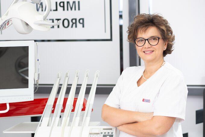 dr Urszula Jarosz