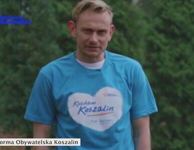 """""""Piłkarskie"""" wybory samorządowe. Sebastian Mila poparł kandydata na..."""