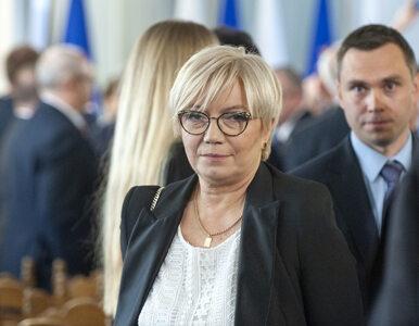 Unijna komisarz ds. praworządności spotka się także z Julią Przyłębską