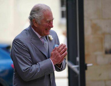Książę Karol pierwszy raz publicznie o narodzinach wnuczki, Lilibet...