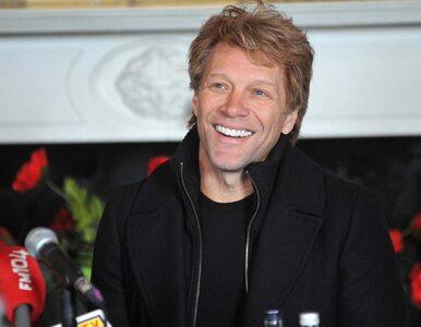 Bon Jovi nie rozstaje się ze swoją... pralką