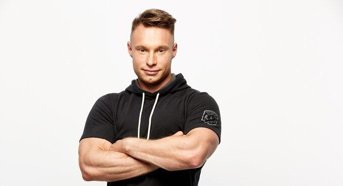 Michał Wrzosek -trener personalny idietetyk kliniczny
