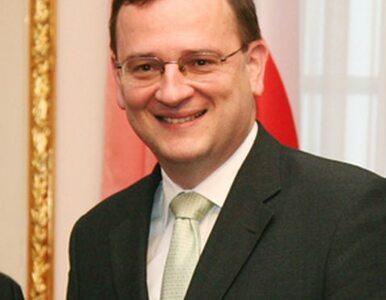 Afera podsłuchowa w Czechach. Premier broni podwładnych