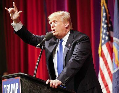 Trump o IS: Oni rąbią, a my przejmujemy się podtapianiem
