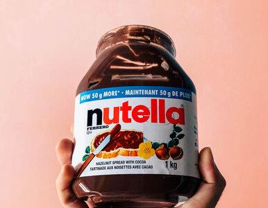 Światowy Dzień Nutelli już dziś. Czy wiesz, ile ma kalorii?