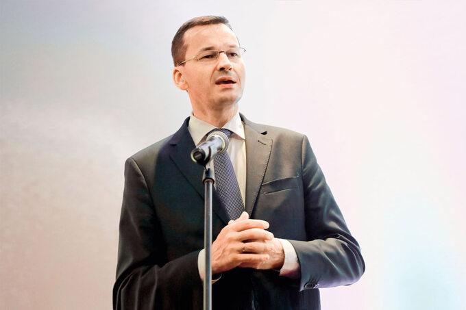 Wicepremier iminister rozwoju Mateusz Morawiecki