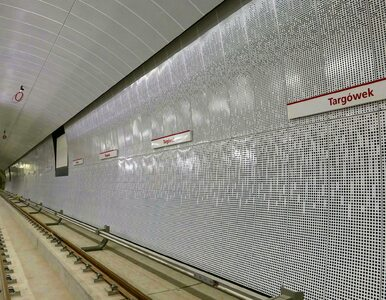 Stacja metra Targówek niemal gotowa
