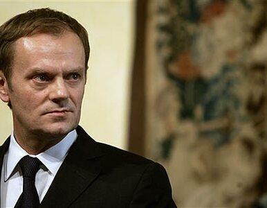 Tusk nie stracił poparcia wyborców