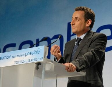 Sarkozy może nie przetrwać burzy