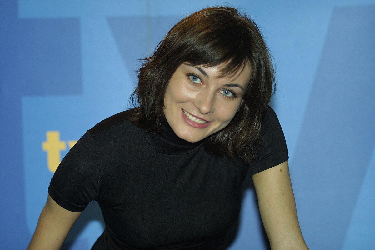 Ilona Wrońska w 2003 roku