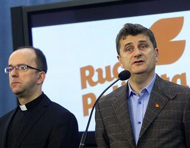 Poseł PiS: Ruch Palikota przekroczył rubikon wariactwa