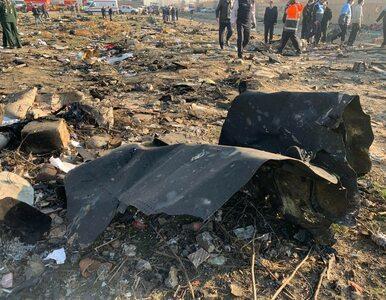 Katastrofa samolotu w Teheranie. Na pokładzie było 176 osób