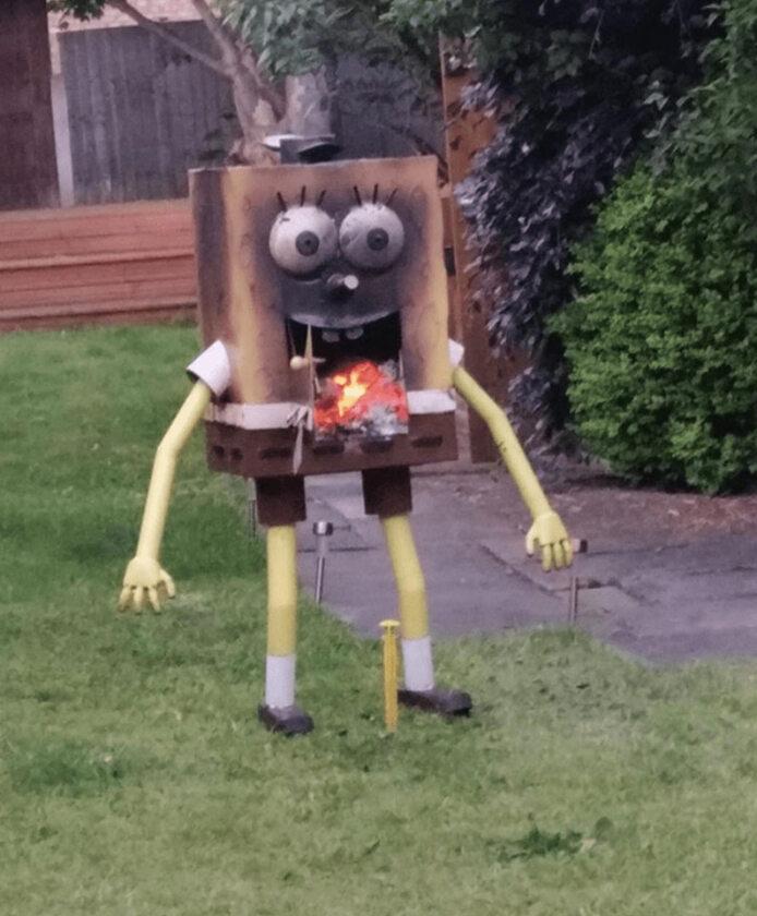 SpongeBob Spalonogary