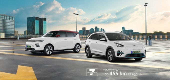 Samochód elektryczny Kia