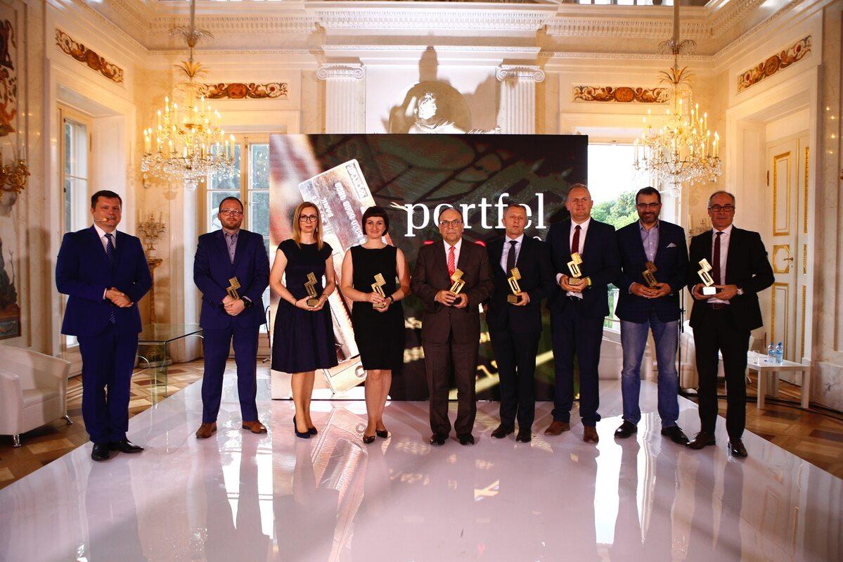 Laureaci nagród Wprost Portfele 2019