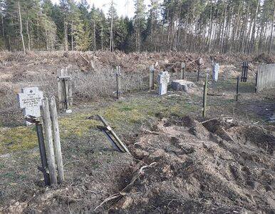 Mazury. Proboszcz zniszczył cmentarz i zabytkowe kwatery? Usłyszał zarzuty