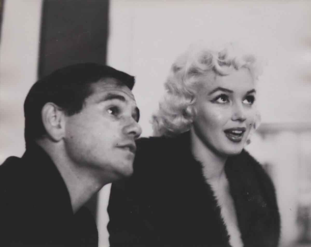 Marilyn Monroe i Milton Greene