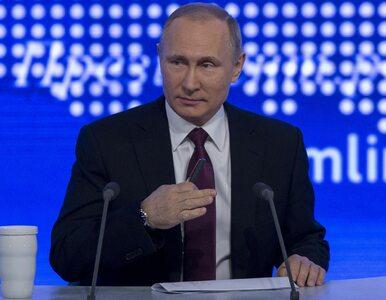 """Trump chwali Putina. """"Znakomity ruch. Zawsze wiedziałem, że jest sprytny"""""""