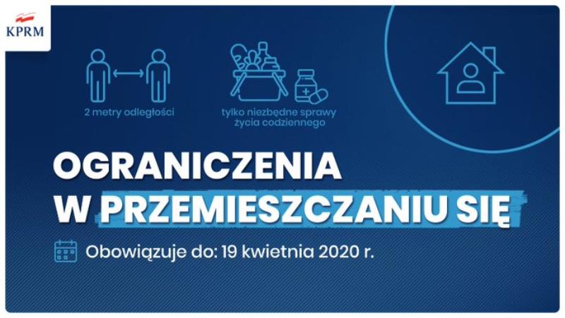Nowa decyzja rządu w walce z koronawirusem