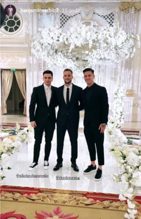 Tomasz Kędziora wziął ślub zWiktorią Stecyk. Zdjęcia...