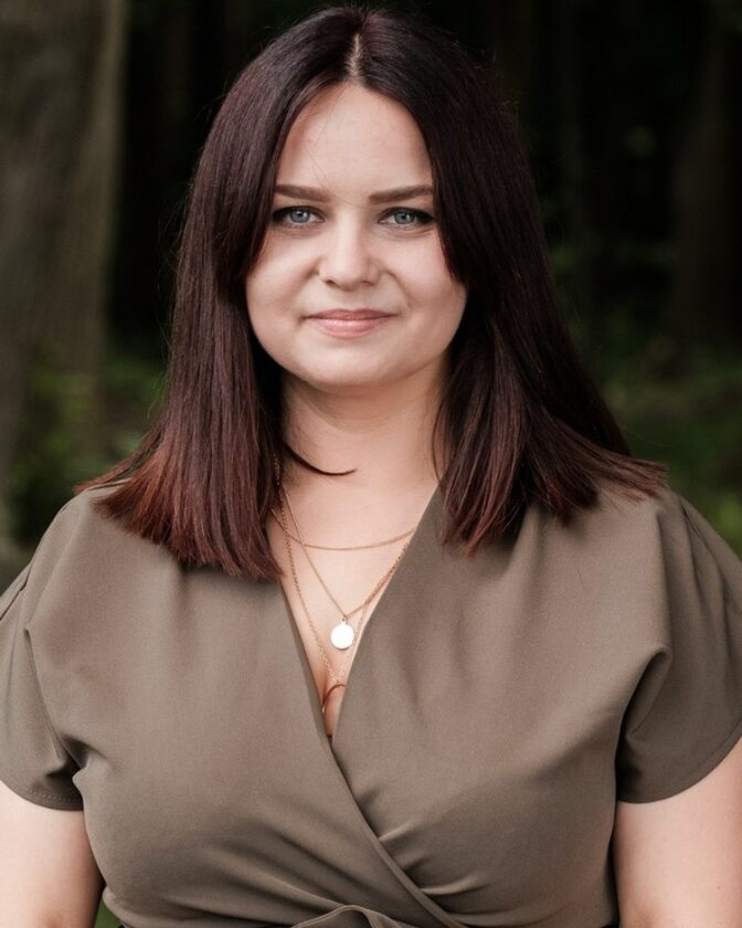 """Karolina, uczestniczka programu """"Rolnik szuka żony"""""""