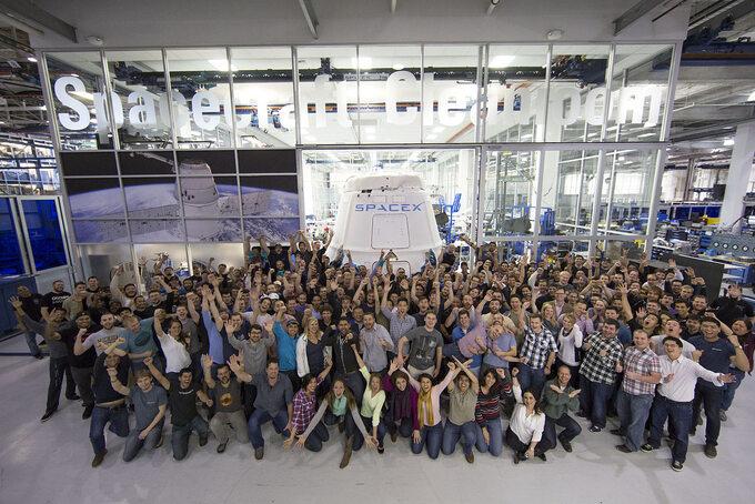 Zespół SpaceX
