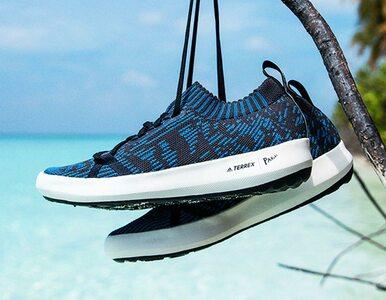 Adidas sprzedał milion par butów stworzonych z plastikowych butelek