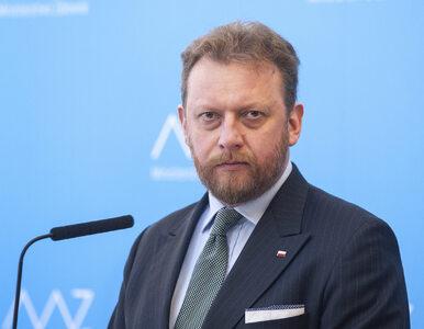 Szumowski: Szczyt zachorowań na COVID-19 może nastąpić jesienią