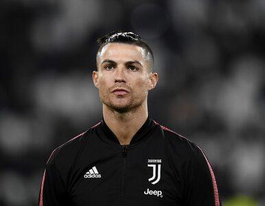 Cristiano Ronaldo podpisał kontrakt. Będzie reklamował nowy produkt