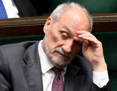 7 godzin w prokuraturze. Antoni Macierewicz zeznawał w sprawie...